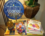 hanukkah table